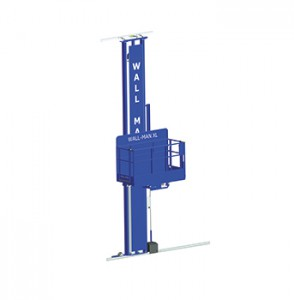 WALL-MAN XL pneumatic access platform