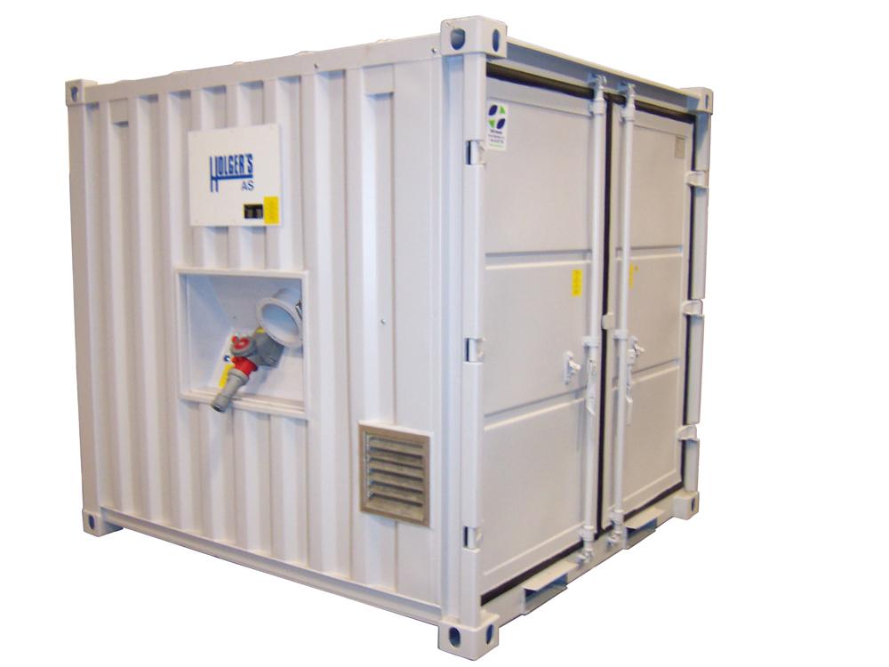SP-CC compact extraction unit