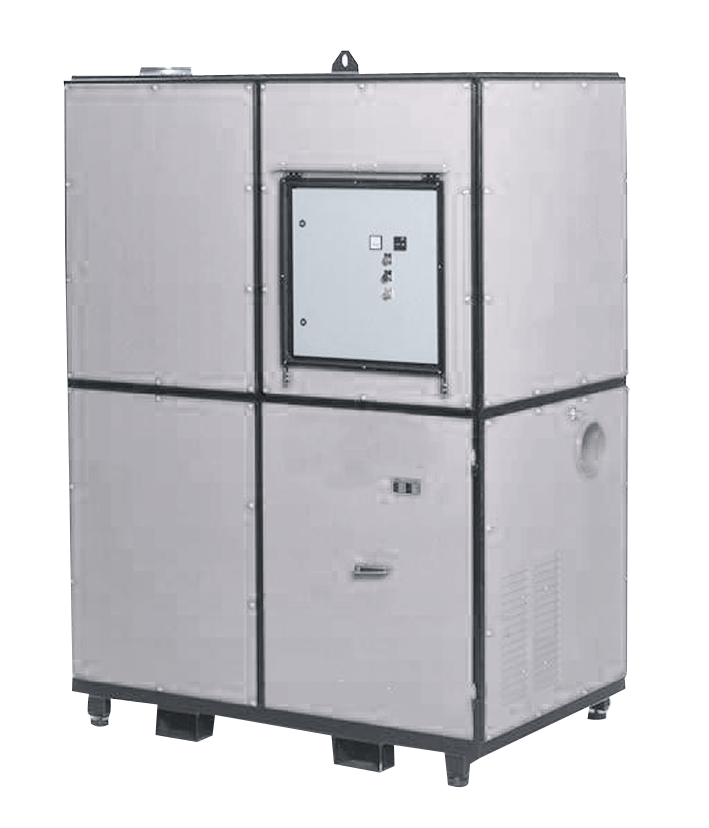 SP-CC compact extraction unit