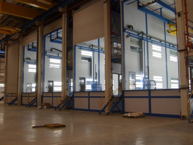 Wall-Man pneumatic man lift UK