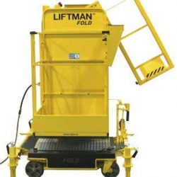 ATEX approved manlift
